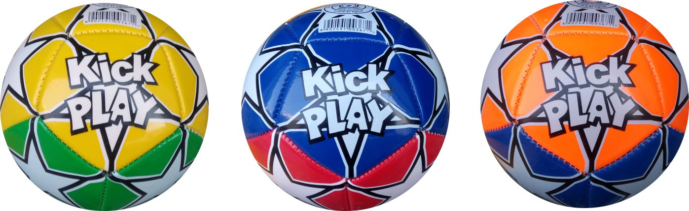 1606 KICK PLAY FOOTBALL SIZE-1