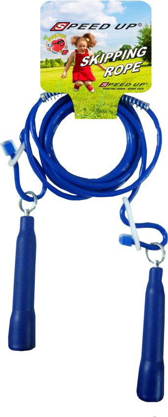 1623 SKIPPING  JUMP ROPE BLUE