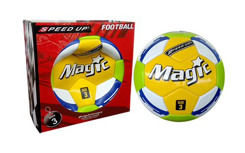 magic fb size-3 yellow