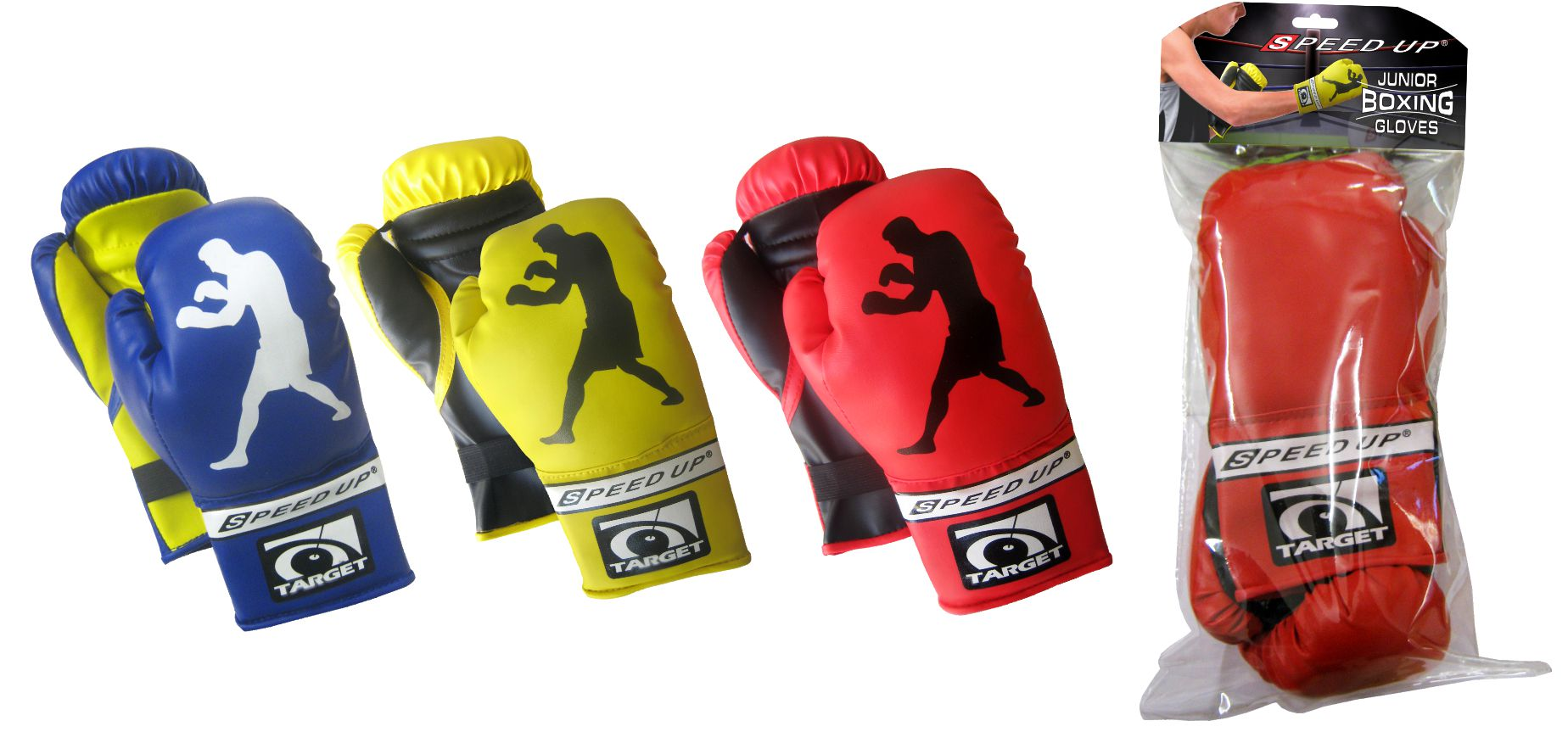 2841 JUNIOR BOXING GLOVES SET