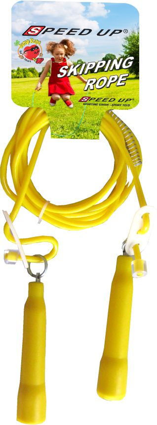 1623 SKIPPING  JUMP ROPE YELLOW