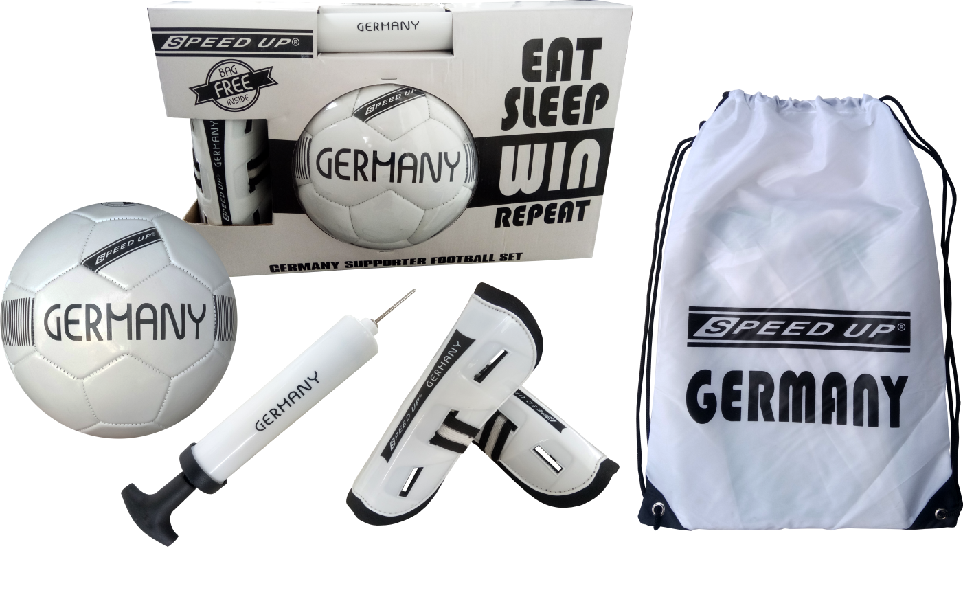 SUPORTER FOOTBALL SET GERMANY