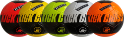 KICK CROSS FOOTBALL