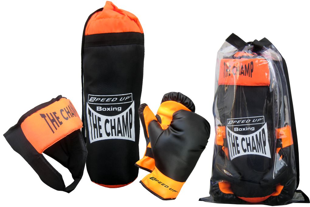 1641 KIDS BOXING 3 PCS SET