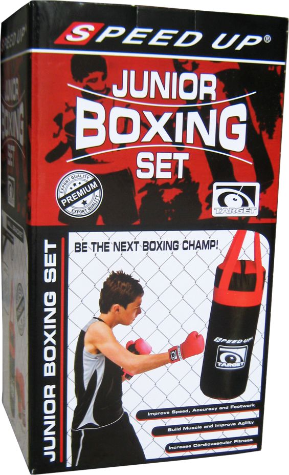 2670 JUNIOR BOXING SET BOXED