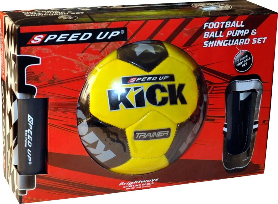 1355 FOOTBALL TRAINING 3 PCS SET BOX