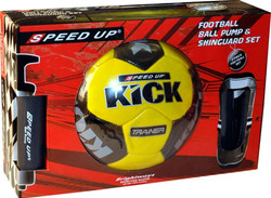 1355 FOOTBALL TRAINING 3 PCS SET BOX