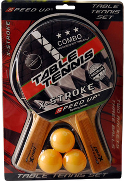 3011-D table tennis combo set packed