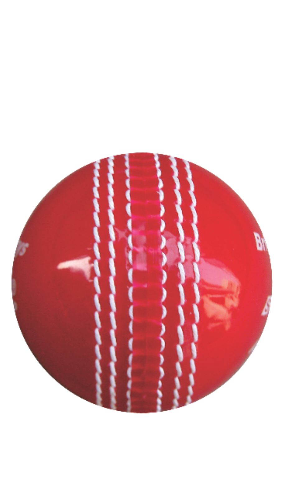 2138 POLY SOFT CRICKET BALL RED