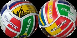 WORLD CUP MULTIFLAG FOOTBALL