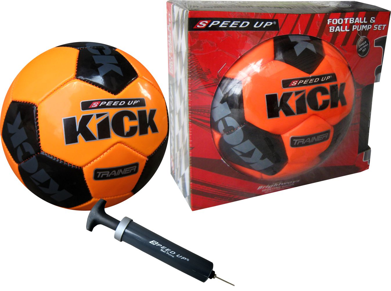 1374 FOOTBALL TRAINING 2PCS SET