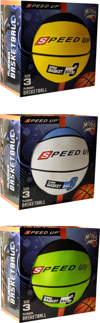 3010 RUBBER BASKETBALL SIZE 3 BOX