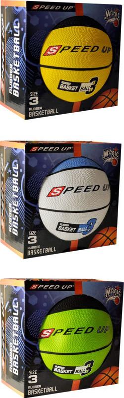 3010 RUBBER BASKETBALL SIZE 3 BOX