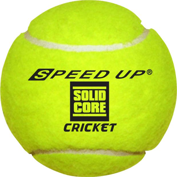 TENNIS CRICKET HARD BALL YELLOW