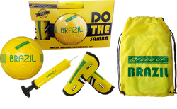 SUPORTER FOOTBALL SET BRAZIL
