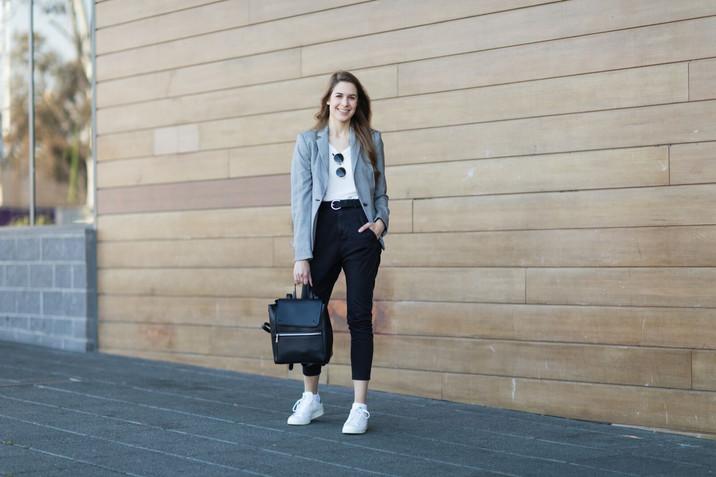 Casual Blazer Trend