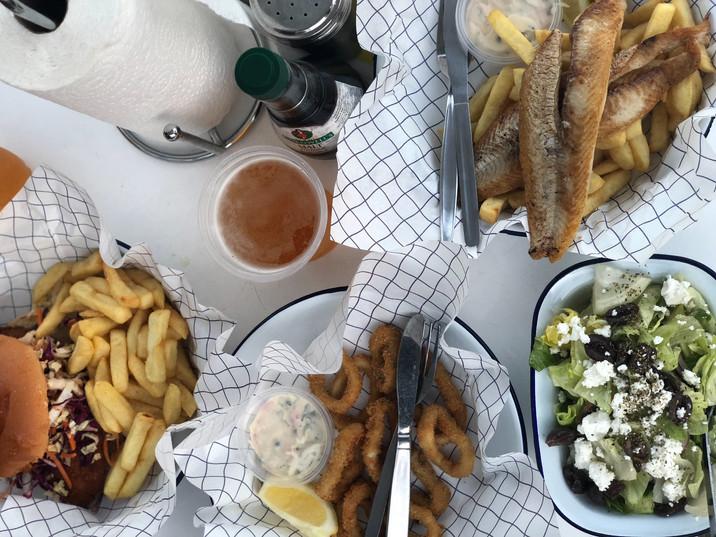 Catch Fish & Chips Braddon