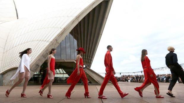 Big Ink: Fashion Week