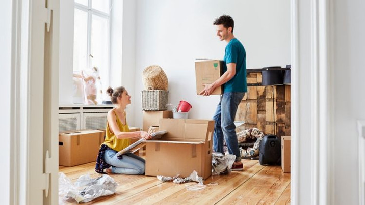 Four Tips for Packing & Moving House