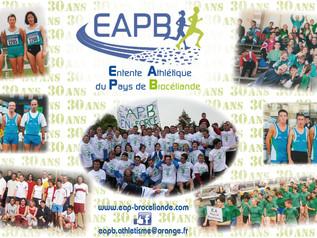 1988 - 2018... Venez fêter les 30 ans de l'EAPB