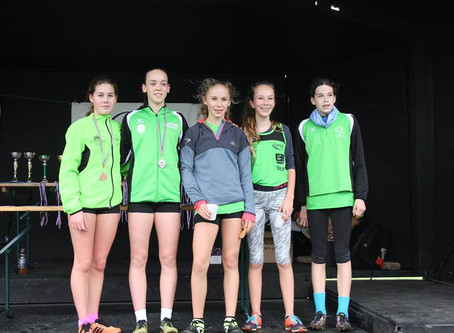 3 athlètes minimes au France UNSS de cross !
