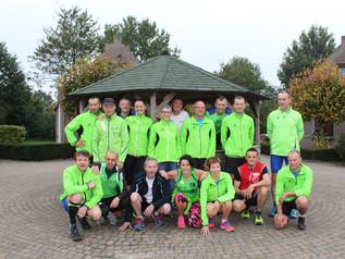 16 athlètes présents sur le marathon et le semi-marathon d'Amsterdam
