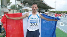 Louis Radius, double champion d'Europe à Grosseto (interviews)