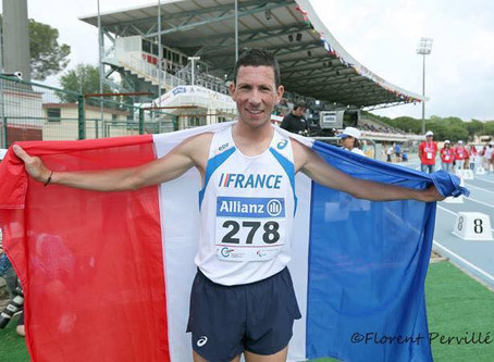 Louis Radius, double champion d'Europe à Grosseto (interviews)