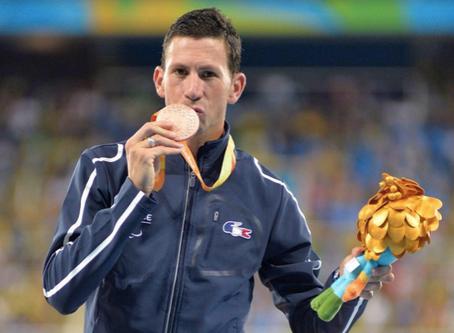 Louis, de retour en Bretagne, racontera son rêve paralympique !
