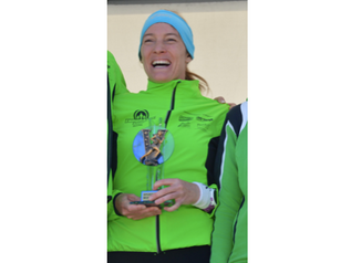 Natacha Pestel victorieuse au raid du golfe du Morbihan