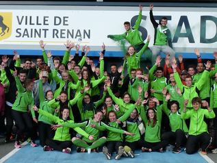 Interclubs 2ème Tour St Renan : Maintien en N2