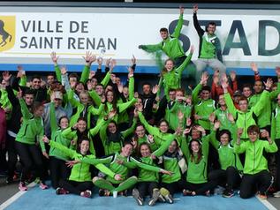 Interclubs 2ème Tour St Renan : Maintien en N2