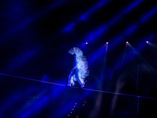 Cirque du Soleil adventures in Andorra