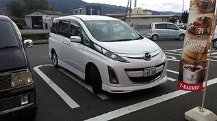 ビアンテ 中古車