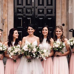 Stunning Jew-ish spring wedding at One Marylebone - Samuel Docker