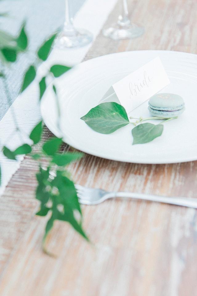 Maxeen Kim Photography - White & Grey Wedding Inspiration Stationery-16