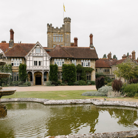 Glorious Summer Wedding at Cowdray House