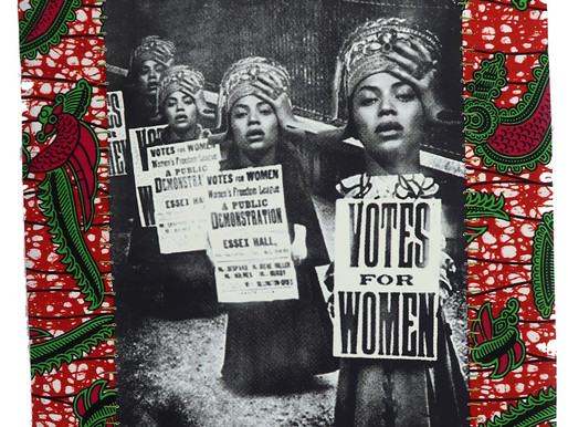 Access: A Century After Women's Right to Vote