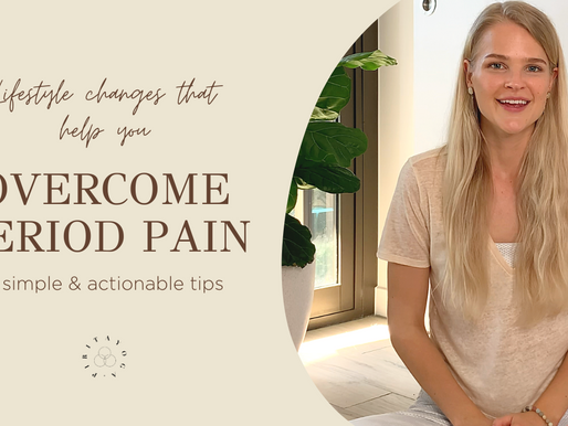 3 Tips for Healing Period Pain