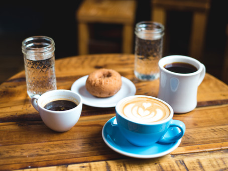 Carport Café zum Wohlfühlen