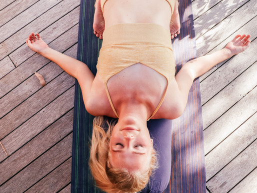 4 Restorative Yoga Poses That Help You Beat Insomnia