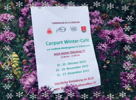 Auf Sommer folgt Winter Café