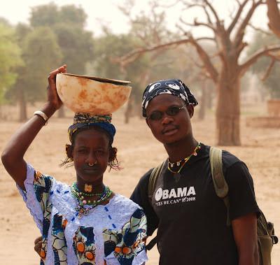 Stuck in a Rut in West Africa