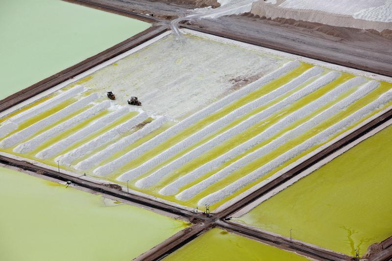 Works in dry ponds