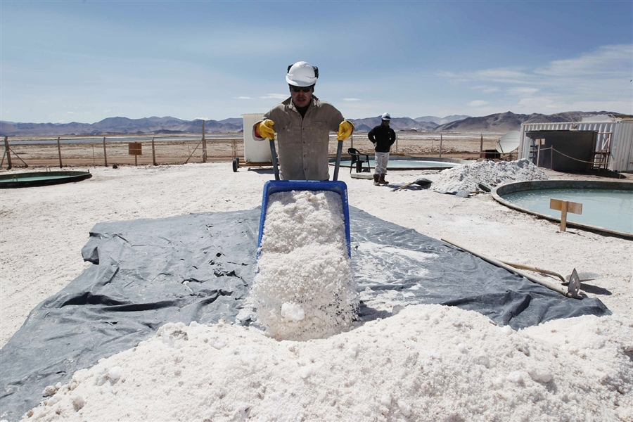 EXTRACTION WORKER AND SALT