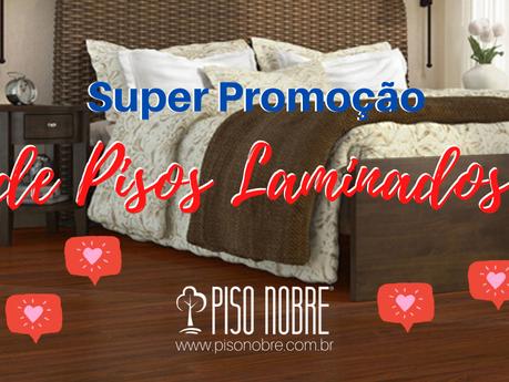 Super Promoção de Pisos Laminados Instalado com Rodapé, Aproveite!!! 😃