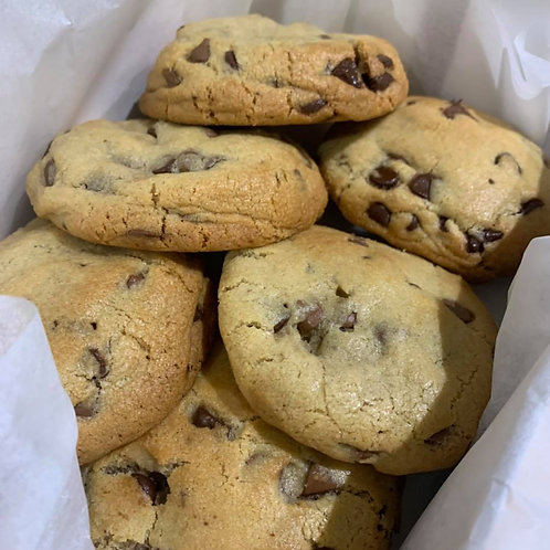 Note Book & Cookies