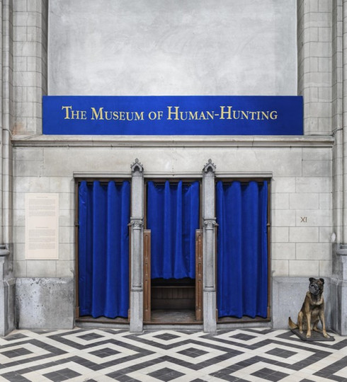 The Museum of Human-Hunting / Antwerp