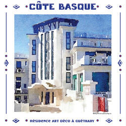Côte Basque Guéthary