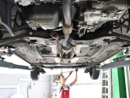 Car Body Frame Safety & Why Auto Body Repairs are Important